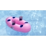 Bar flottant gonflable piscine