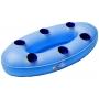 Bar flottant bleu kerlis