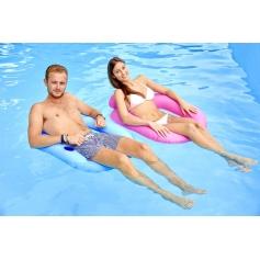 Pack de deux sièges flottants couleur DETENTE pour piscine