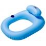 Siège flottant piscine kerlis bleu