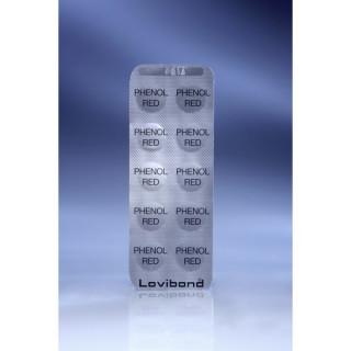 Pastilles Phenol pH- boîte de 250