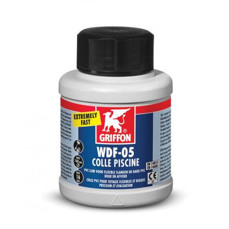 Colle WDF-05 Griffon PVC souple / rigide