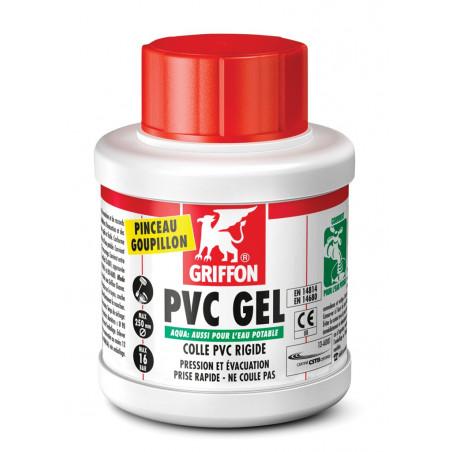 Colle PVC Gel Aqua griffon