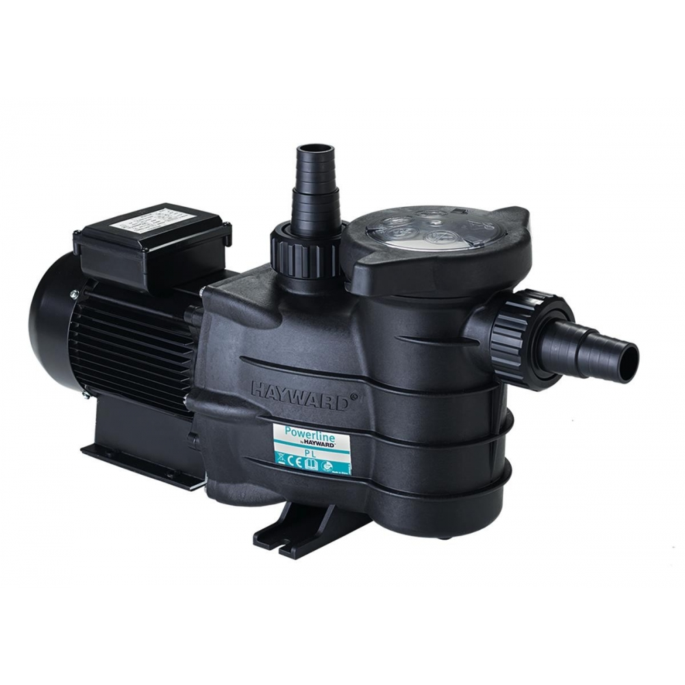 Pompe powerline pl hayward filtration piscine prix mini for Pompe robot piscine