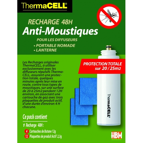 Recharge Anti Moustiques Thermacell