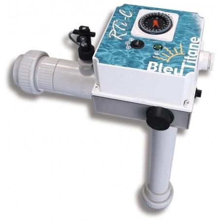 Réchauffeur électrique pour piscine RTI-C CCEI