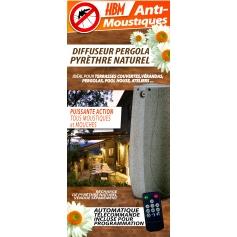 Diffuseur Pergola Anti Moustiques (recharge offerte)