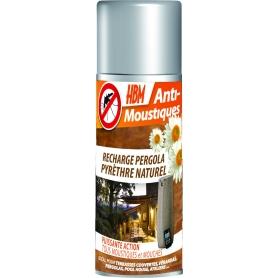 Recharge Anti Moustiques Diffuseur Pergola