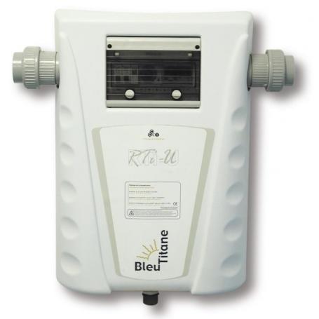 Réchauffeur électrique pour piscine RTI-U CCEI