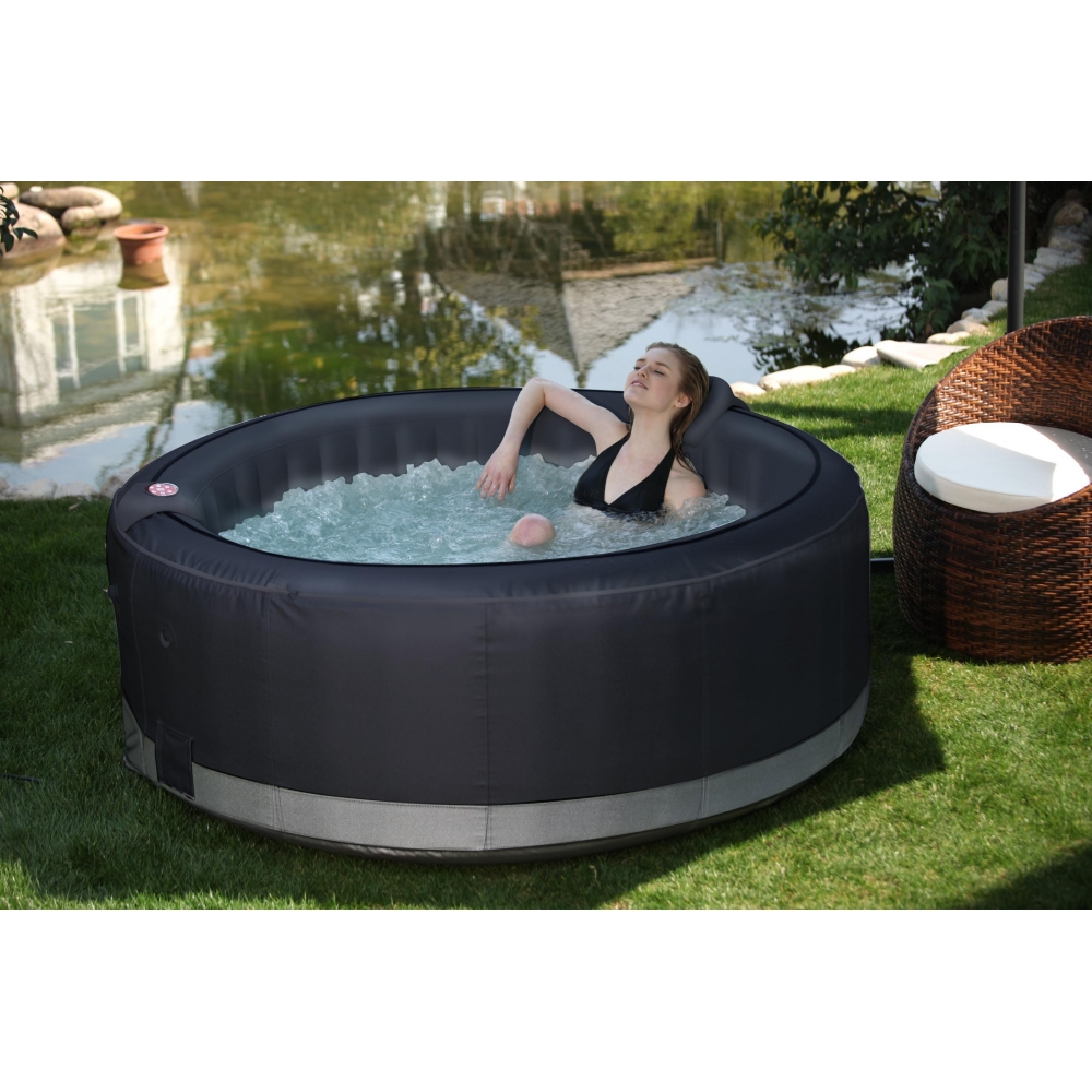 Spa gonflable jacuzzi ospazia family luxe 6 places - Avis jacuzzi gonflable ...