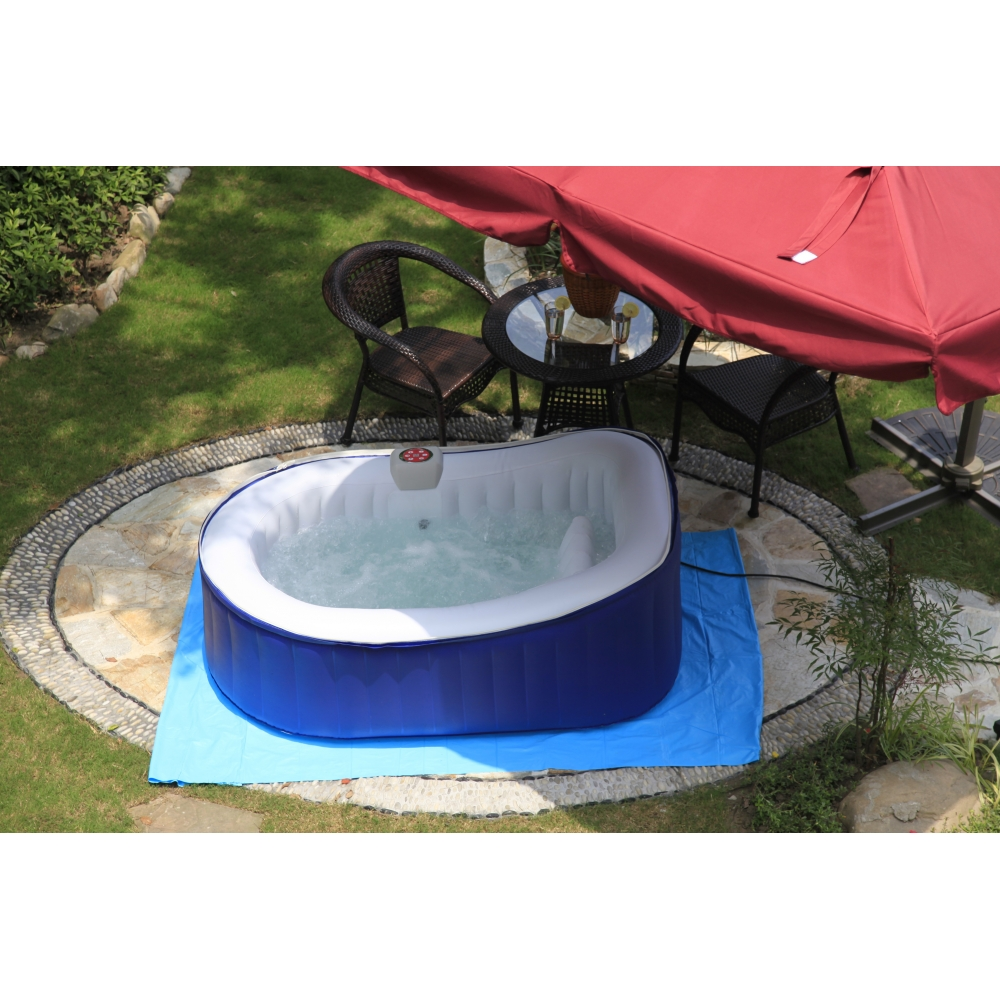 Spa gonflable jacuzzi ospazia duo 2 places - Jacuzzi exterieur 4 places ...