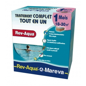 Kit Traitement au chlore REV-AQUA 18-30 m3