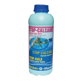 STOP CALCAIRE Anti calcaire piscine Mareva