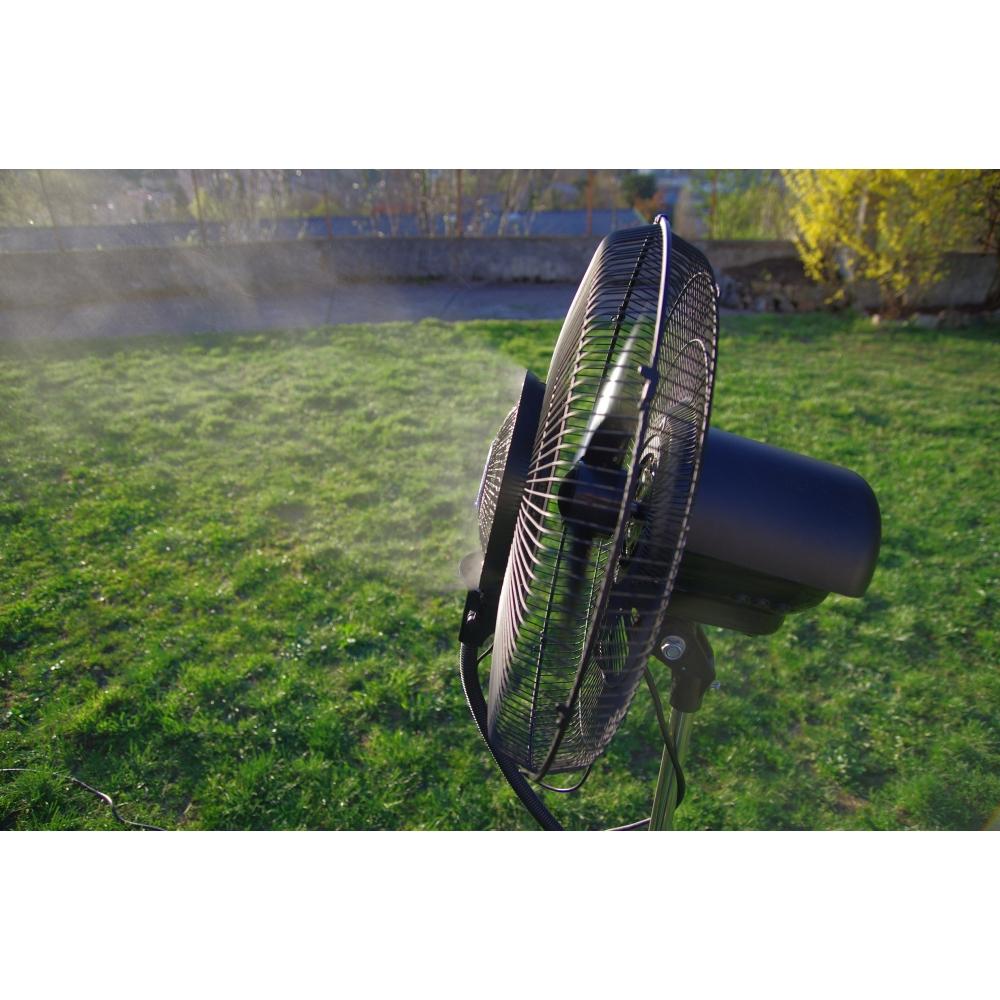 Ventilateur brumisateur 150 cm for Brumisateur bassin exterieur