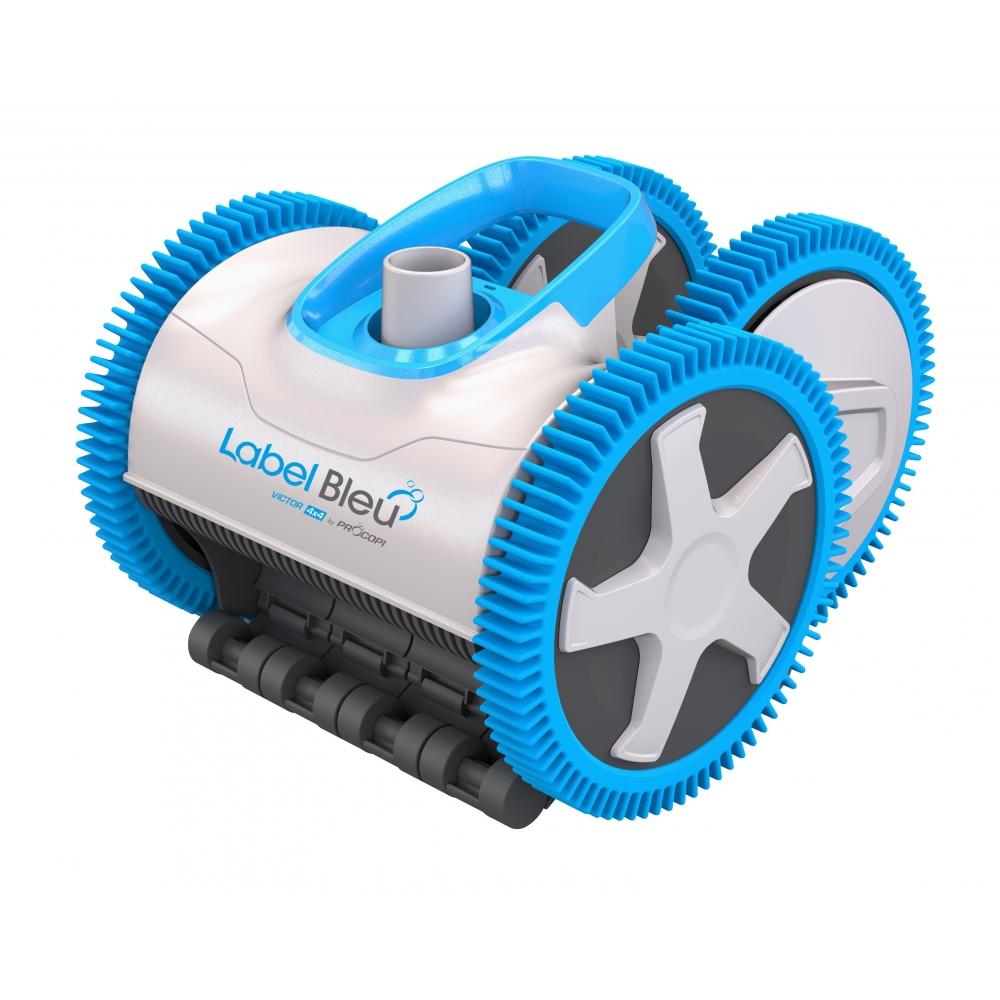 Robot piscine victor 4 roues un prix exclusif piscine clic for Robot de piscine