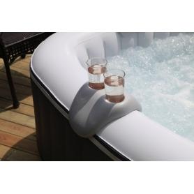 Porte verres pour spa gonflable