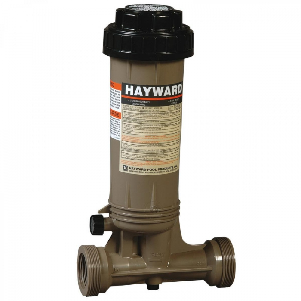 Chlorinateur piscine hayward petit prix for Traitement automatique piscine