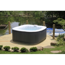 spa gonflable jacuzzi ospazia succ s 4 places. Black Bedroom Furniture Sets. Home Design Ideas