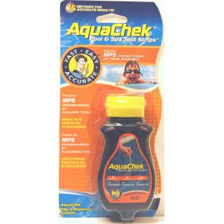 Trousse de contrôle aquachek Orange : oxygène actif  pH, alcalinité
