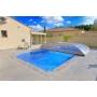 Abri Télescopique piscine