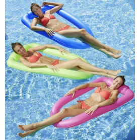 Matelas gonflable Pool Pod