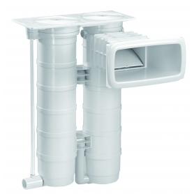 Skimmer double filtration TWINFILTRE A400 Elegance