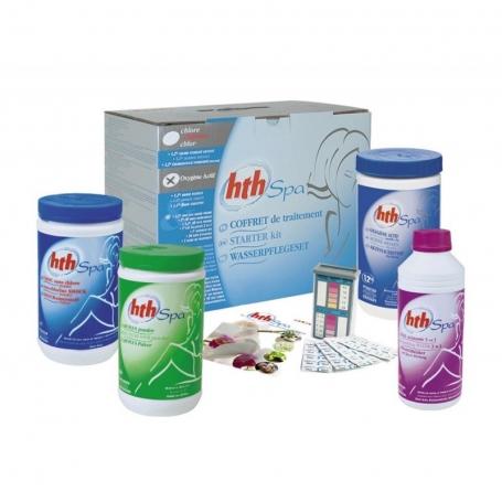 Coffret de démarrage Spa à l'oxygène actif – Hth