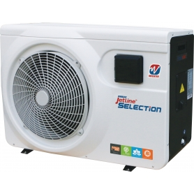 Pompe à chaleur Poolex Jetline Selection Inverter