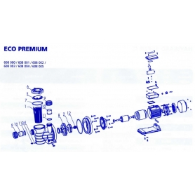 Joint Corps de pompe Eco Premium