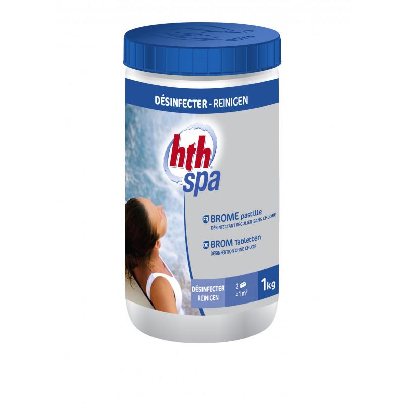 Brome pour spa en pastilles HTH SPA