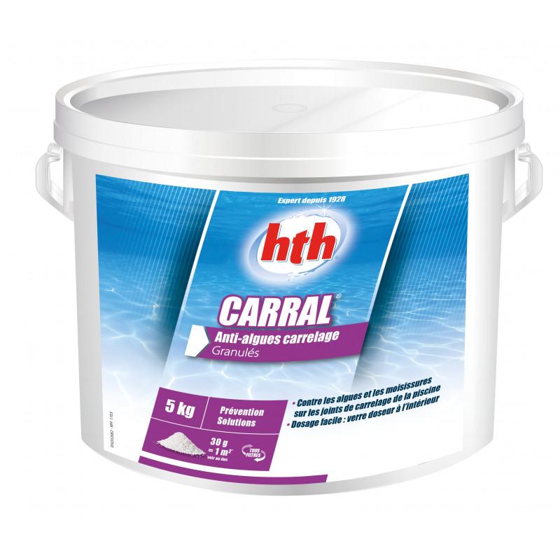 Algicide pour joints de carrelage CARRAL hth