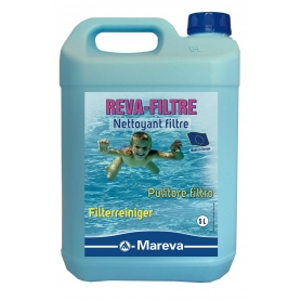 Nettoyant détartrant de filtre REVA-FILTRE - Mareva