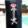 Douche solaire PROSWELL 18 litres