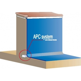 Angle de protection liner APC SYSTEM