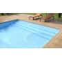 Liner piscine AQUALINER 75/100ème bleu clair