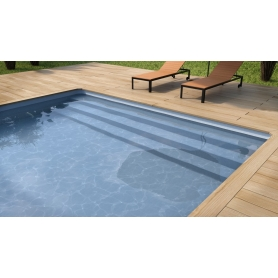 Liner piscine sur mesure large choix de coloris de liners for Liner sur mesure pas cher
