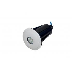 Projecteur halogène béton / liner