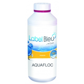 Floculant liquide AQUAFLOC - Label Bleu