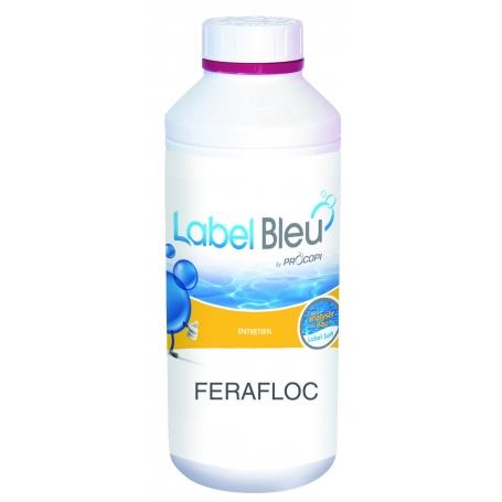 Inhibiteur de dépôts anti-métaux FERAFLOC – Label Bleu