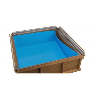 Liner pour piscine PISTOCHE