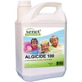 Senet piscine - Algicide 100 - 5 L