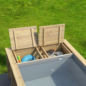 Piscine Bois POOL'N BOX