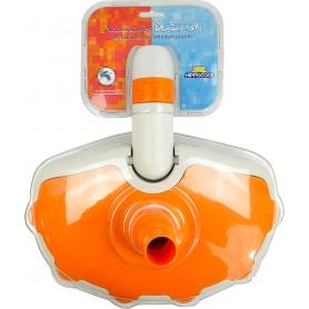 Tête de balai ovale pour piscine avec liner