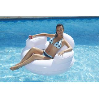 Siège HAMAC, fauteuil gonflable pour piscine