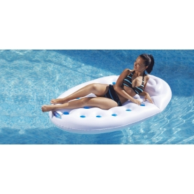 Matelas gonflable SURF alvéolé pour piscine