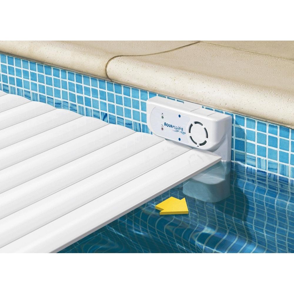 Alarme piscine aquaplouf ii sous margelle for Changer margelle piscine