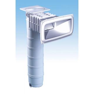 Skimmer filtrant à cartouche SKIMFILTRE A400 Elégance