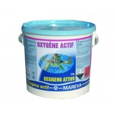 Traitement à l'OXYGENE ACTIF en pastilles - Mareva