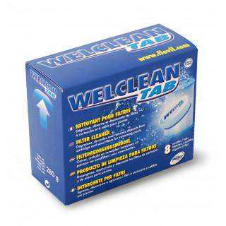 Nettoyant WELCLEAN pour filtres à cartouche et à sable