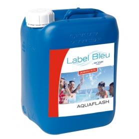 Algicide et désinfectant AQUAFLASH - Label Bleu
